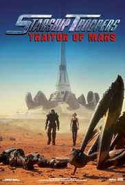 Starship Troopers Traitor of Mars