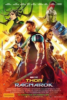 Thor Ragnarok 2017 HD