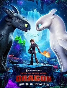 How to Train Your Dragon The Hidden World 2019