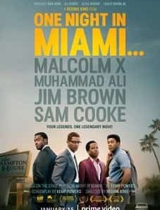 One Night in Miami 2021 Moviesjoy