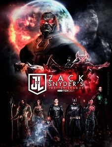 Zack Snyders Justice League Moviesjoy